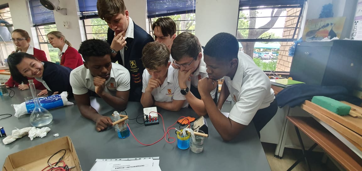 Reflections on Science Week 1